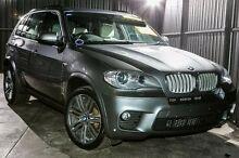 2013 BMW X5 E70 MY1112 xDrive40d Steptronic Sport Grey 8 Speed Sports Automatic Wagon Wangara Wanneroo Area Preview
