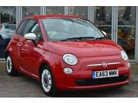 2013 FIAT 500 HATCHBACK 1.2 Colour Therapy 3dr