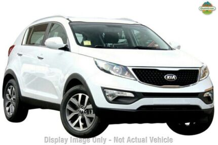 2015 Kia Sportage SL Series 2 MY14 SI Premium (FWD) Casa White 6 Speed Automatic Wagon Mornington Mornington Peninsula Preview