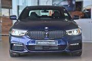 2017 BMW 520d G30 M Sport Steptronic Blue 8 Speed Sports Automatic Sedan Darra Brisbane South West Preview