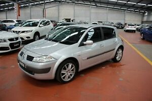 2005 Renault Megane II X84 Dynamique LX Silver 4 Speed Sports Automatic Hatchback Maryville Newcastle Area Preview