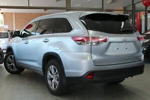 2015 Toyota Kluger GSU55R GXL (4x4) Silver 6 Speed Automatic Wagon Roseville Ku-ring-gai Area Preview