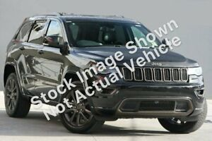 2016 Jeep Grand Cherokee WK MY16 75th Anniversary Black 8 Speed Sports Automatic Wagon Chermside Brisbane North East Preview