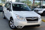 2013 Subaru Forester S4 MY13 2.5i Lineartronic AWD White 6 Speed Constant Variable Wagon Belconnen Belconnen Area Preview