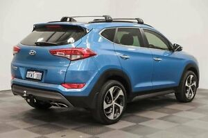 2015 Hyundai Tucson TLE Highlander AWD Blue 6 Speed Sports Automatic Wagon Edgewater Joondalup Area Preview