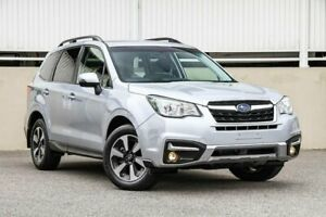 2016 Subaru Forester 2.0D-L CVT AWD S4 MY16 Silver Constant Variable Wagon Cannington Canning Area Preview