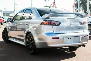 2015 Mitsubishi Lancer CJ MY15 XLS Cool Silver 6 Speed Constant Variable Sedan Wilson Canning Area Preview