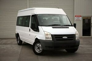 2010 Ford Transit VM Mid Roof White 6 Speed Manual Bus Seaford Frankston Area Preview