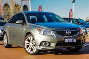 2013 Holden Cruze JH Series II MY14 SRi-V Grey 6 Speed Sports Automatic Sedan Fremantle Fremantle Area Preview