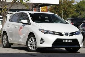 2013 Toyota Corolla ZRE182R Ascent Sport S-CVT Crystal Pearl 7 Speed Constant Variable Hatchback Adelaide CBD Adelaide City Preview