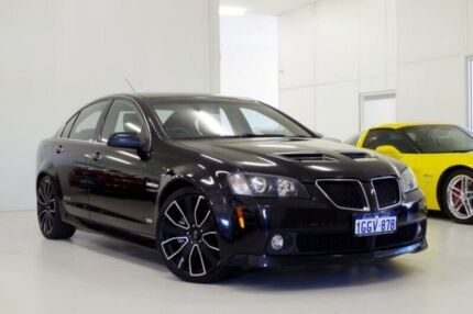 2010 Holden Commodore VE MY10 SS V Special Edition Black 6 Speed Manual Sedan Myaree Melville Area Preview
