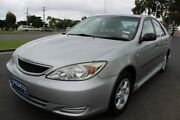 2004 Toyota Camry MCV36R Altise Silver 5 Speed Manual Sedan West Footscray Maribyrnong Area Preview