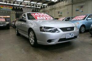 2006 Ford Falcon BF MkII XT 6 Speed Auto Seq Sportshift Sedan