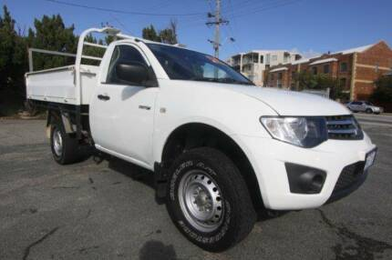 2011 Mitsubishi Triton Ute Diesel Tipper Beaconsfield Fremantle Area Preview