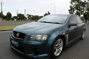 2009 Holden Commodore VE MY09.5 SV6 Blue 5 Speed Sports Automatic Sedan West Footscray Maribyrnong Area Preview