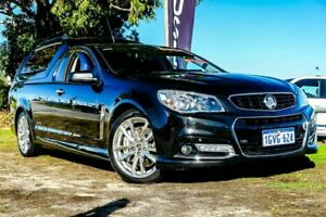 2013 Holden Ute VF MY14 SS V Ute Redline Black 6 Speed Sports Automatic Utility Wangara Wanneroo Area Preview