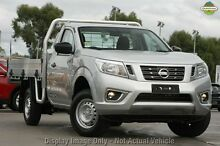 2016 Nissan Navara D23 DX 4x2 Brilliant Silver 6 Speed Manual Cab Chassis Beaudesert Ipswich South Preview