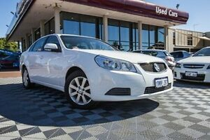 2011 Holden Epica EP MY10 CDX White 6 Speed Sports Automatic Sedan Alfred Cove Melville Area Preview