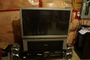 "42"" Toshiba TV - rear projection"