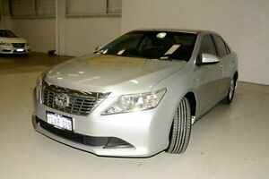 2012 Toyota Aurion GSV50R AT-X Silver 6 Speed Sports Automatic Sedan Edgewater Joondalup Area Preview