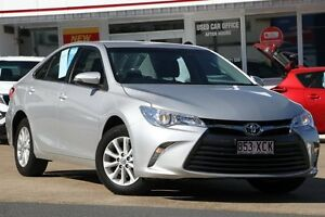 2015 Toyota Camry ASV50R Altise Silver Pearl 6 Speed Sports Automatic Sedan Woolloongabba Brisbane South West Preview