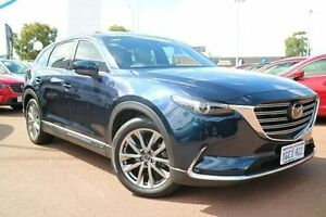 2016 Mazda CX-9 TC Azami SKYACTIV-Drive Blue 6 Speed Sports Automatic Wagon Wilson Canning Area Preview