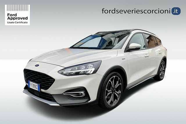 Ford Focus 1.0 EcoBoost 125CV automatico SW Active Co-Pilot