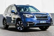 2018 Subaru Forester S4 MY18 2.5i-L CVT AWD Luxury Blue 6 Speed Constant Variable Wagon Maddington Gosnells Area Preview