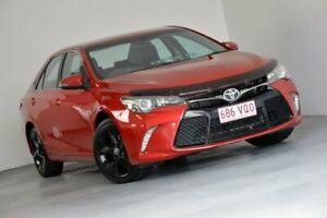 2015 Toyota Camry ASV50R Atara SX Red 6 Speed Sports Automatic Sedan