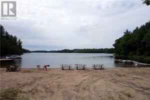 1.21 Acres for Sale near Parry Sound with Deeded Access to Beach