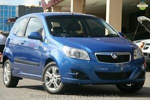 2009 Holden Barina TK MY09 Blue 5 Speed Manual Hatchback Frankston Frankston Area Preview