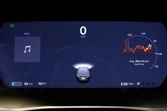 Image 14 Coche Americano usado Tesla Model S 2016