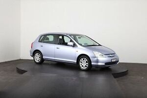 2002 Honda Civic 7TH GEN VI Silver 5 Speed Manual Hatchback McGraths Hill Hawkesbury Area Preview