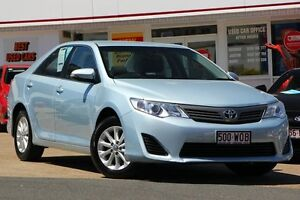 2014 Toyota Camry ASV50R Altise Arctic Frost 6 Speed Sports Automatic Sedan Woolloongabba Brisbane South West Preview