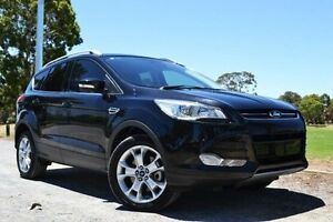 2013 Ford Kuga TF Trend AWD Black 6 Speed Sports Automatic Wagon Thorngate Prospect Area Preview
