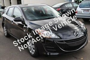 2010 Mazda 3 BL10F1 MY10 Neo Activematic Silver 5 Speed Sports Automatic Hatchback Lilydale Yarra Ranges Preview