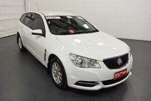2014 Holden Commodore VF Evoke (LPG) White 6 Speed Automatic Sportswagon Moorabbin Kingston Area Preview