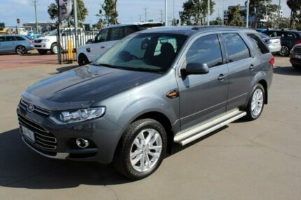 2011 Ford Territory SZ TS (RWD) Grey 6 Speed Automatic Wagon Werribee Wyndham Area Preview