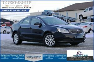 2016 Buick Verano - $8/Day - Factory Warranty - Alloy Wheels