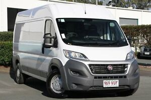 2015 Fiat Ducato Series 4 Mid Roof LWB Comfort-matic White 6 Speed Sports Automatic Single Clutch Acacia Ridge Brisbane South West Preview