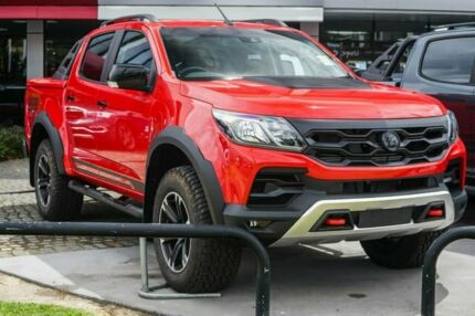 2018 Holden Special Vehicles Colorado RG MY18 SportsCat Pickup Crew Cab Red/Black 6 Speed Mount Gravatt Brisbane South East Preview