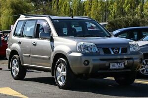 2004 Nissan X-Trail T30 II TI Silver 4 Speed Automatic Wagon Ringwood East Maroondah Area Preview