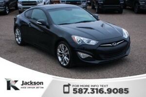 2015 Hyundai Genesis Coupe GT - Touchscreen, NAV, Rear View Came