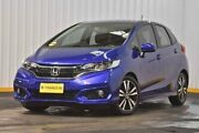 2017 Honda Jazz GF MY17 VTi-L Blue 1 Speed Constant Variable Hatchback Hendra Brisbane North East Preview