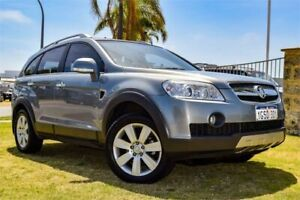 2009 Holden Captiva CG MY09 LX (4x4) Grey 5 Speed Automatic Wagon Greenfields Mandurah Area Preview