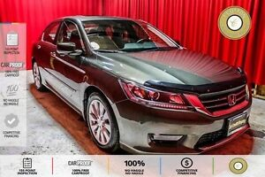 2015 Honda Accord EX-L LEATHER! BACK UP CAM! PUSH TO START!