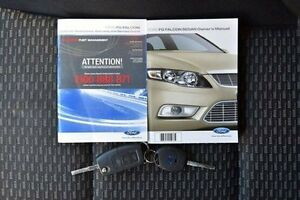 2011 Ford Falcon FG XT EcoLPi Silver 6 Speed Sports Automatic Sedan Berwick Casey Area Preview