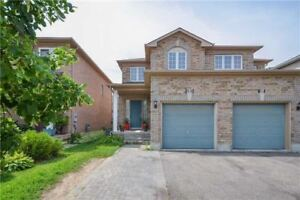 Beautiful Semi-Detached 2 Story Home At One Of The Best Location