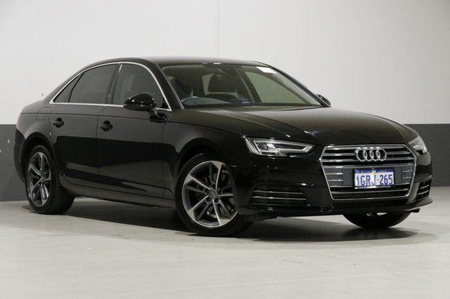 2017 Audi A4 Black Www Bilderbeste Com