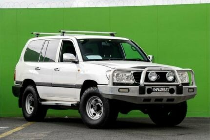 1998 Toyota Landcruiser FZJ105R GXL 5 Speed Manual Wagon Ringwood East Maroondah Area Preview